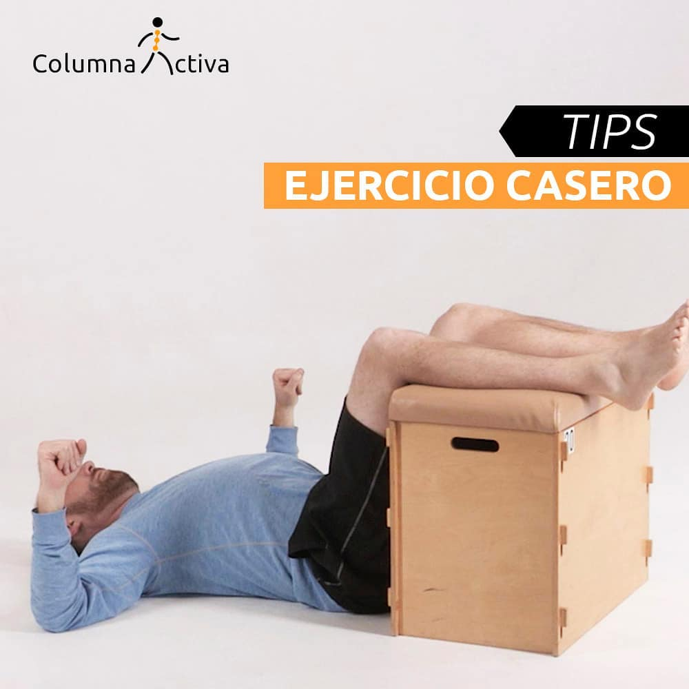 Tips ejercicios caseros