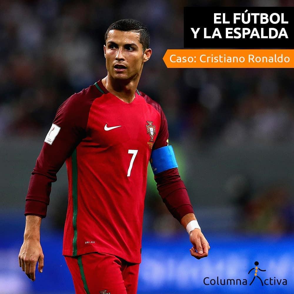 Futbol y la espalda