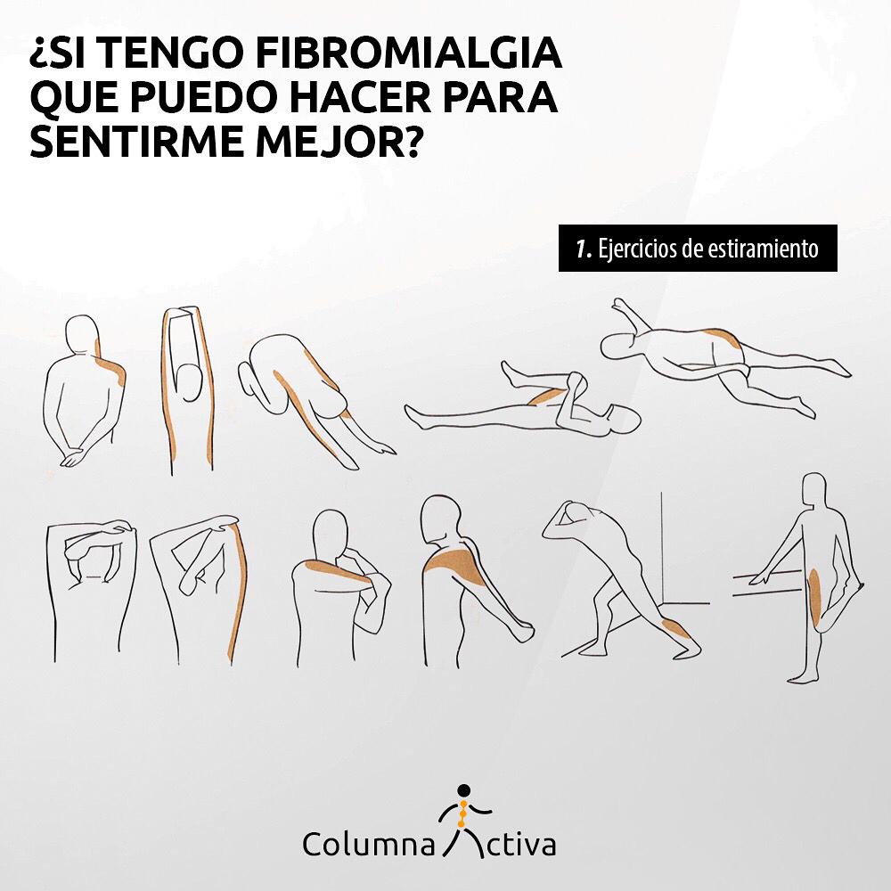 Cosas que puedes hacer si padeces de fibromialgia