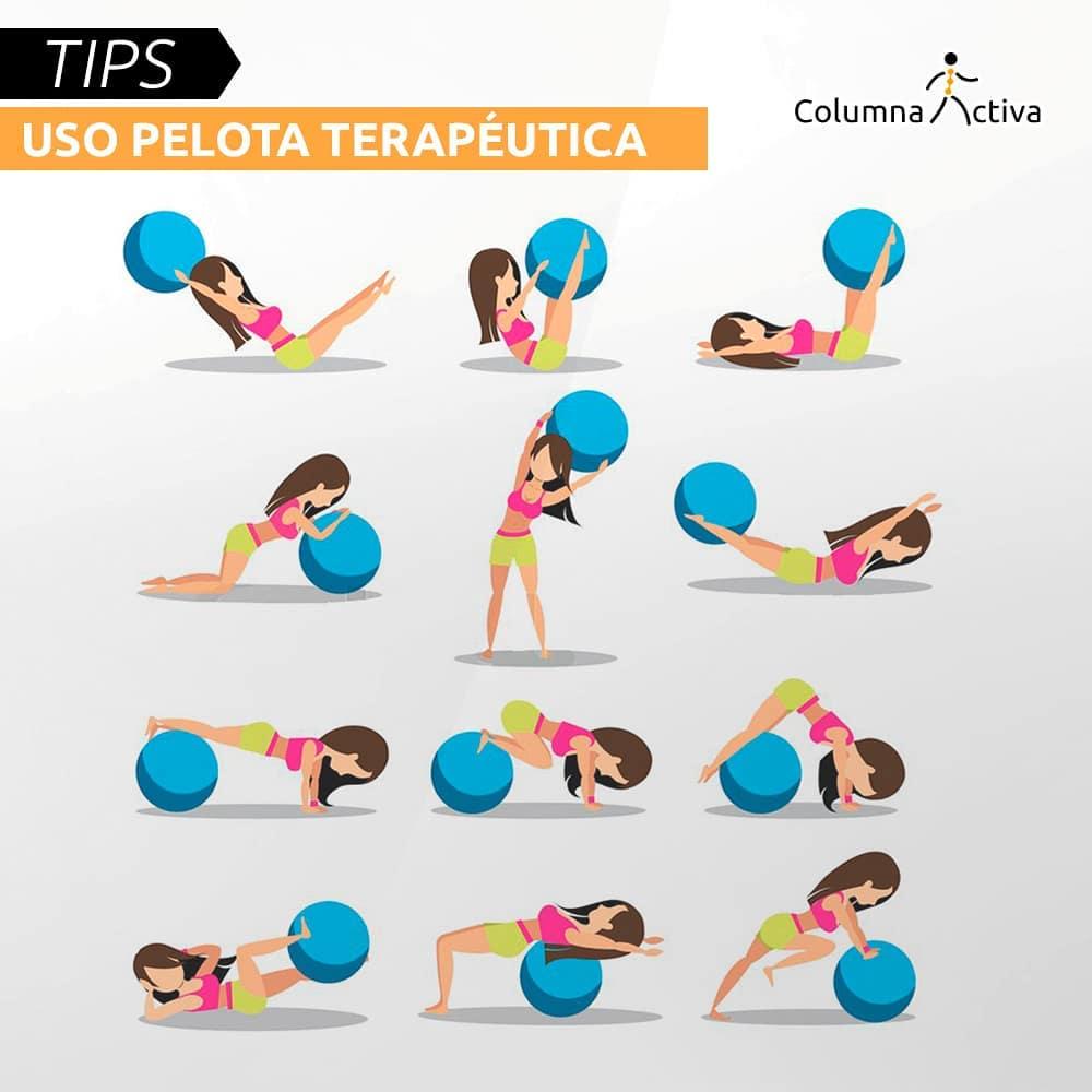 Tips, uso de pelota