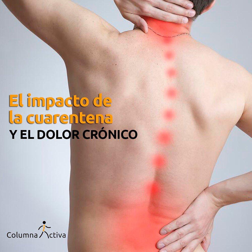 El impacto de la cuarentena en el dolor crónico